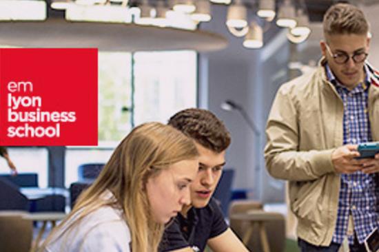 L'apprentissage par l'action avec  l'emlyon business school