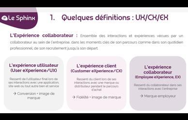 Expérience collaborateur, nouveau défi de l'expérience client !